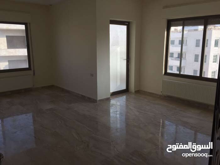 3 rooms  apartment for sale in Amman city Rajm Amesh