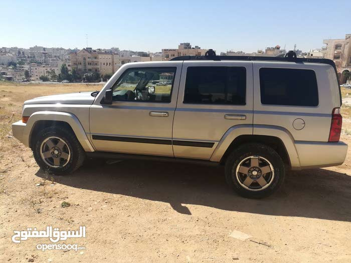 Used Jeep Commander for sale in Amman