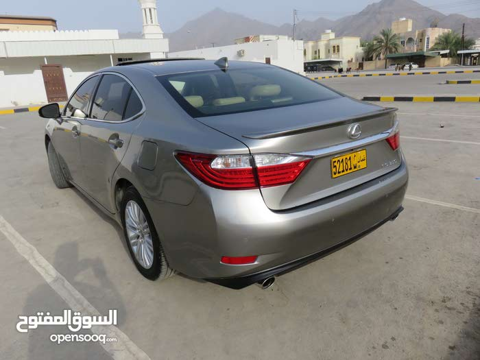 Automatic Lexus 2015 for sale - Used - Rustaq city