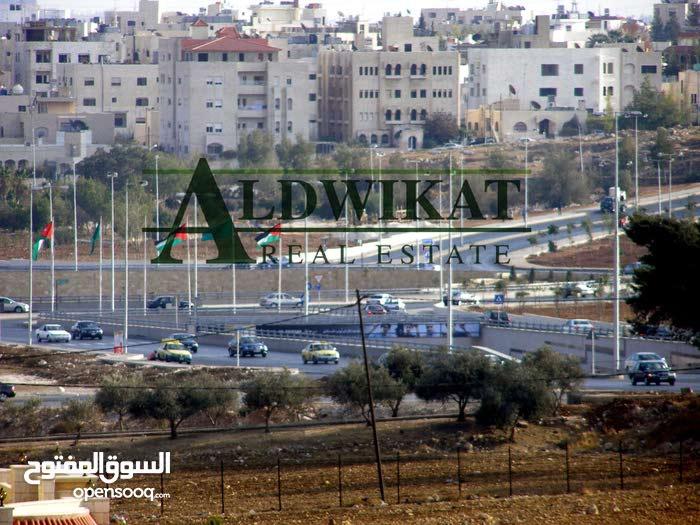 ارض للبيع في منطقة شفا بدران المساحة 500 م