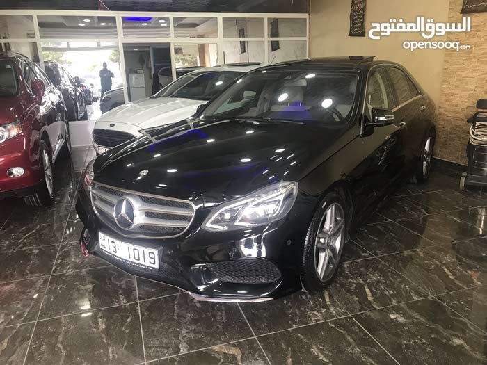 Mercedes Benz E 200 2014 For Sale
