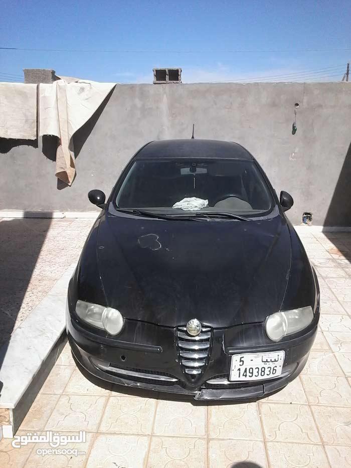 Alfa Romeo 147 Used in Tripoli