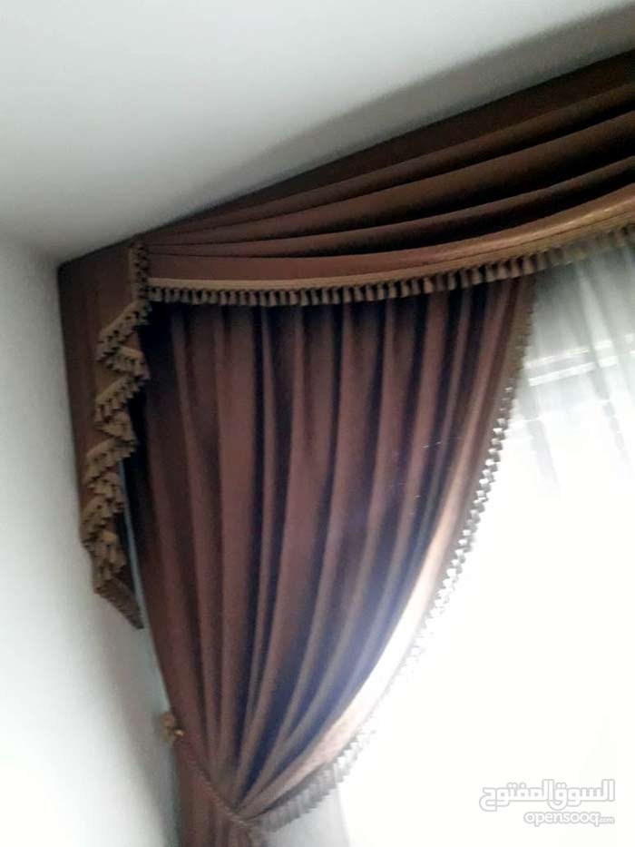 There is Used Curtains at a special price