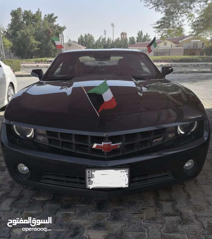 انظف كمارو بالكويت 2013 RS