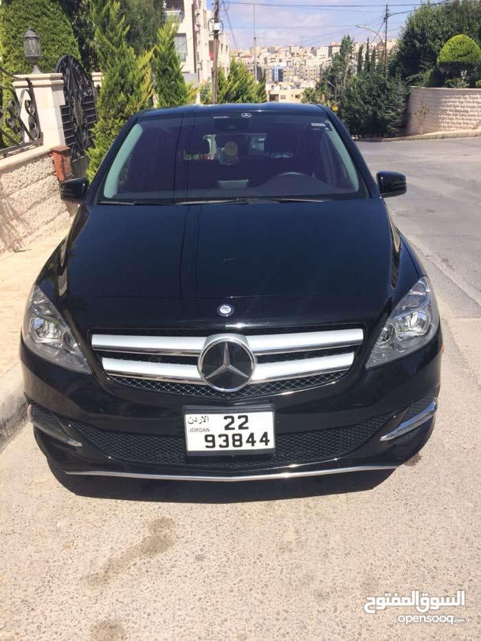 2014 Mercedes Benz B Class for sale in Amman