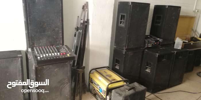 اجهزة صوت للبيع