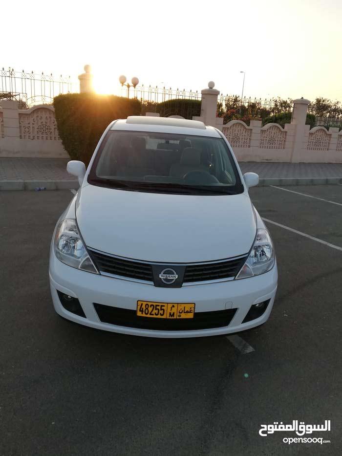 Nissan Versa car for sale 2011 in Sohar city
