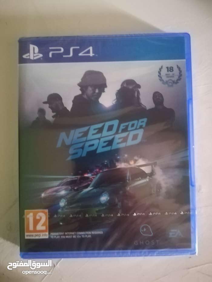 للبيع سيدي Need for speed الاصلي مع غلاف المصنع
