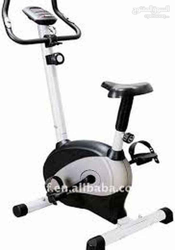 دراجة مغناطسية