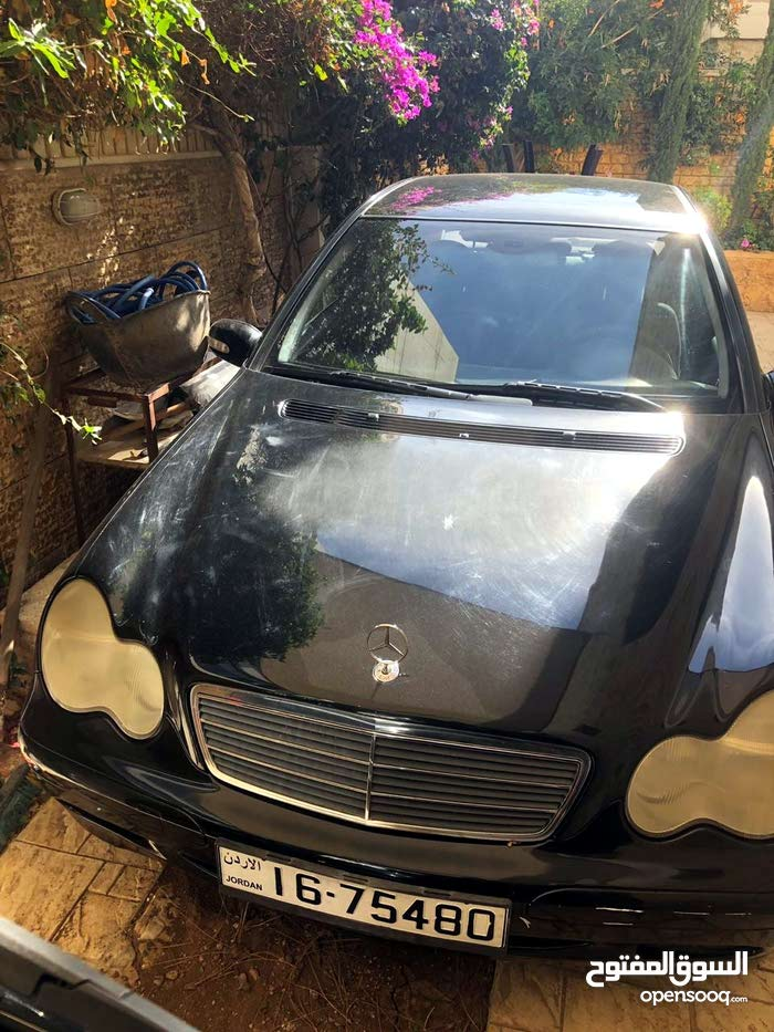Automatic Mercedes Benz 2004 for sale - Used - Amman city