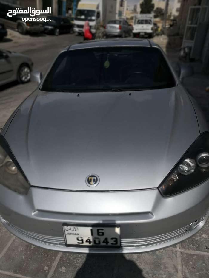Automatic Hyundai Tuscani 2007