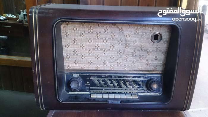 راديو قديم شغال نوعKAISER