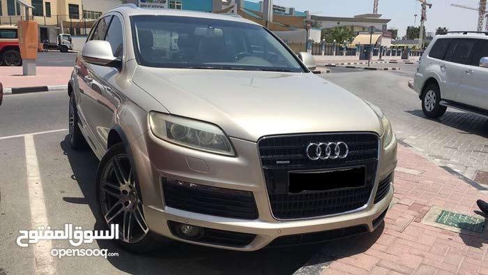 Audi Q7 2008 - Tripoli