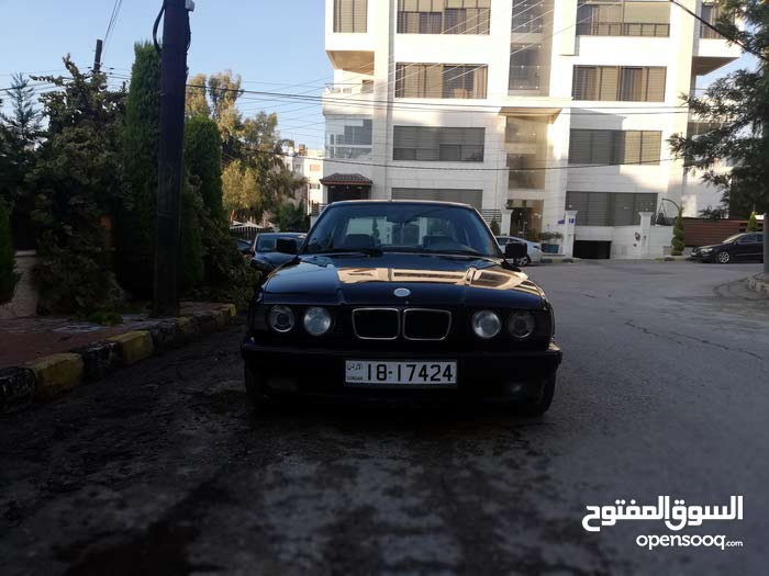 Available for sale! 0 km mileage BMW 525 1995