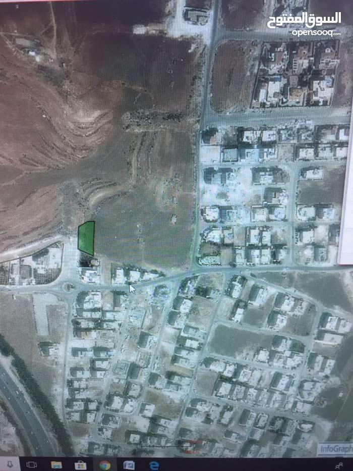 ارض للبيع في رجم عميش / اراضي عمان