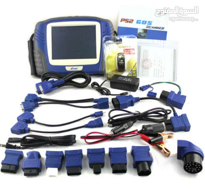 Original and Brand New.. Xtool PS2 Car Scanner with printer and brake Tester