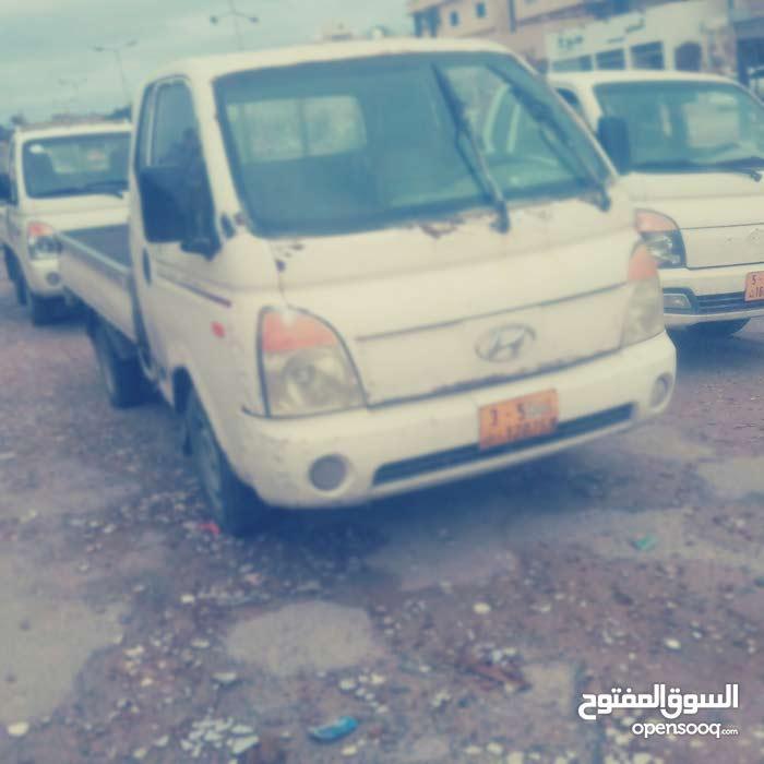 Manual Hyundai 2004 for sale - Used - Tripoli city
