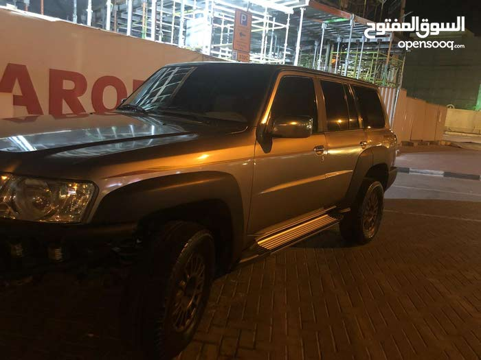 For sale Nissan Patrol car in Dubai