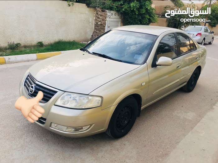 Used condition Nissan Sunny 2009 with  km mileage