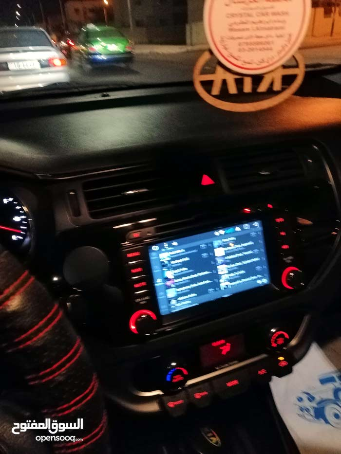 كيا برايد للبيع 2012 1600GDI مش 1400