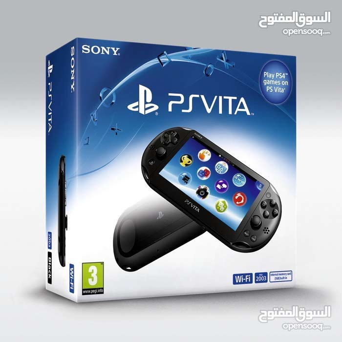 Used PSP - Vita device up for sale.
