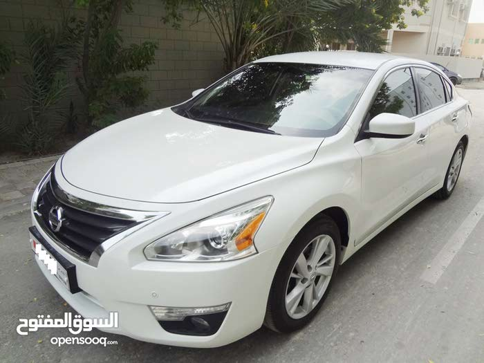 Nissan Altima (SV) > 2014 Model > 2.5 L Engine > Fully Agent Maintained..