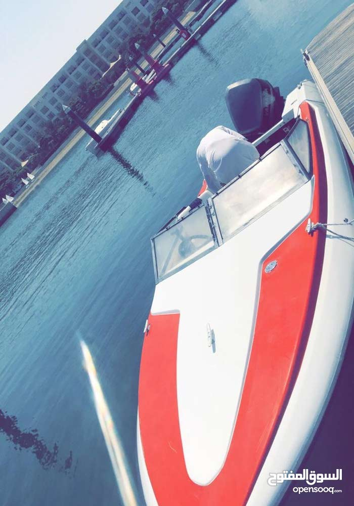 Motorboats Used is up for sale in Al Masn'a