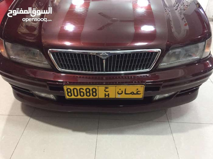 1999 Used Maxima with Automatic transmission is available for sale