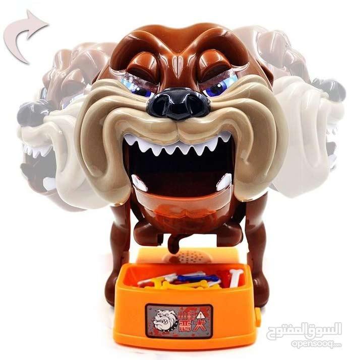 Take Buster's Bones Angrye Dog