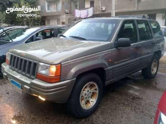 Jeep Grand Cherokee 1998 for sale in Giza