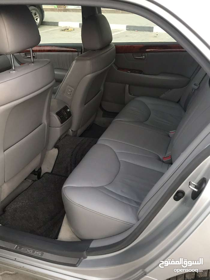 Lexus LS 2006 - Automatic