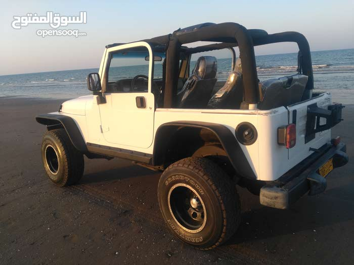 2006 Used Wrangler With Manual Transmission Is Available For Sale