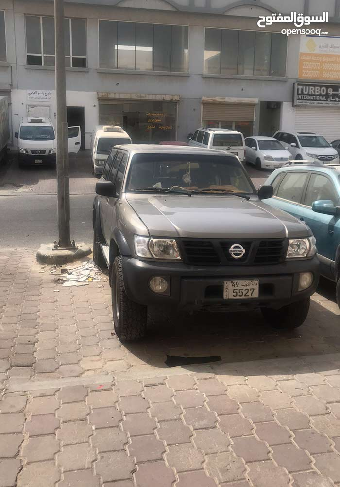 Automatic Nissan 2003 for sale - Used - Mubarak Al-Kabeer city