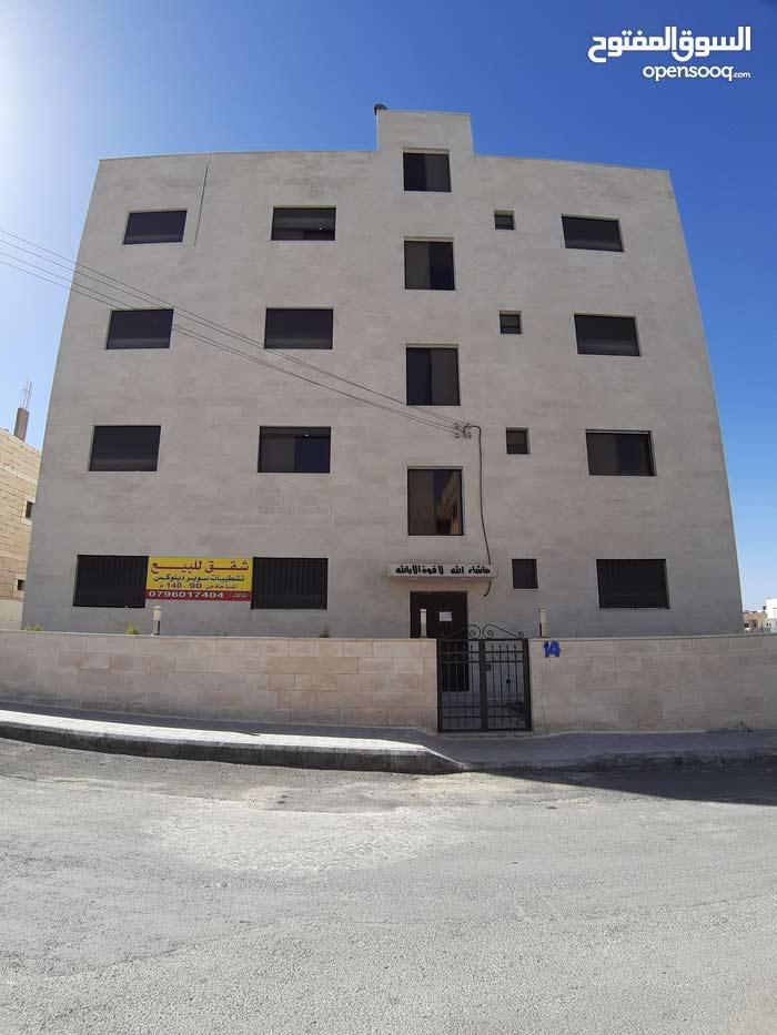 Al Muqabalain neighborhood Amman city - 140 sqm apartment for sale