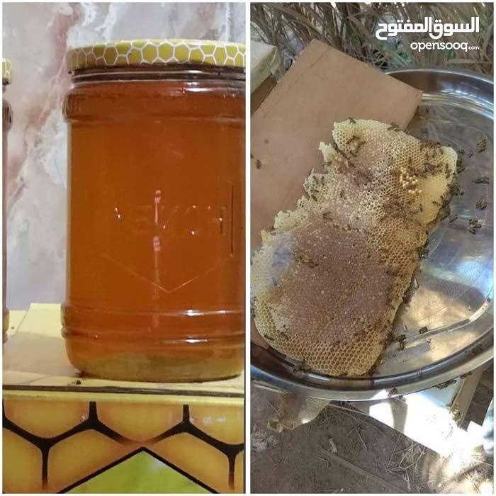 عسل طبيعي بلذمه