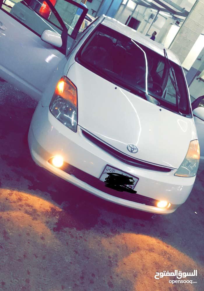 Toyota Prius for rent