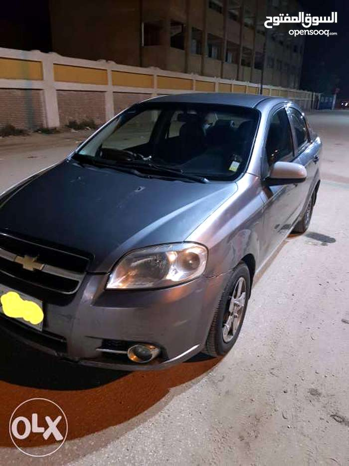 Used Chevrolet Aveo in Beni Suef