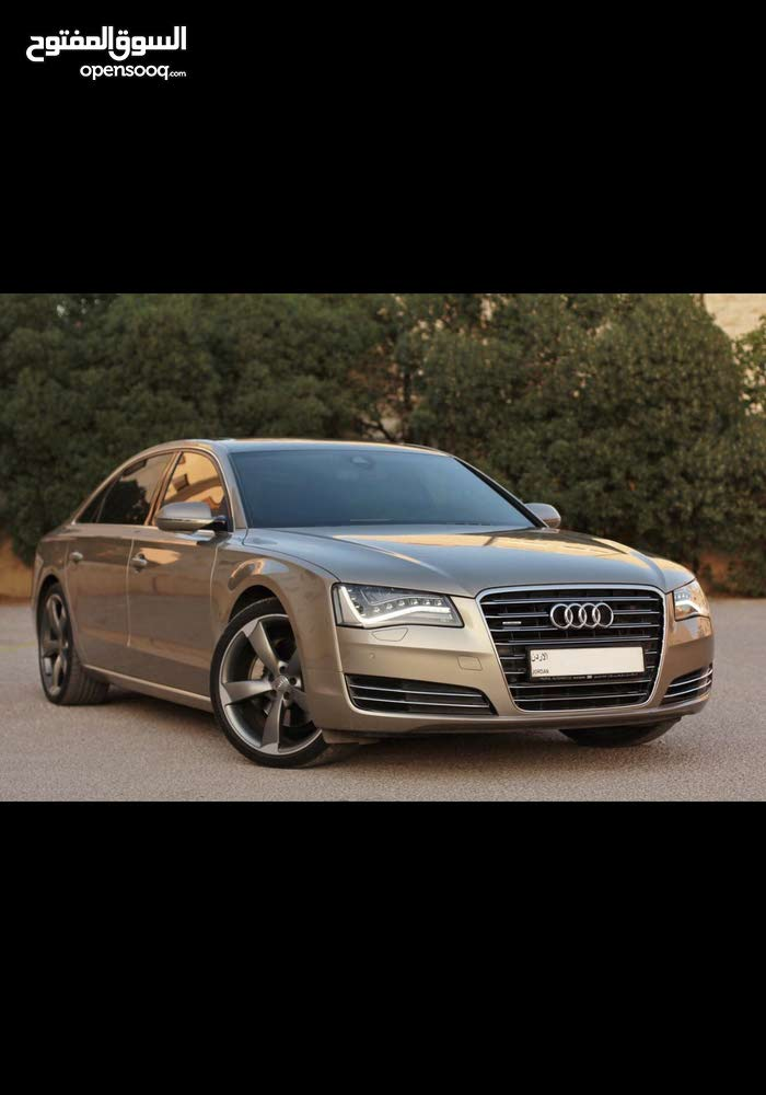 Used 2013 A8 for sale