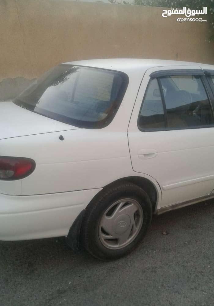 For sale 1996 White Sephia