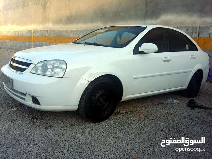 Used 2008 Optra in Tripoli