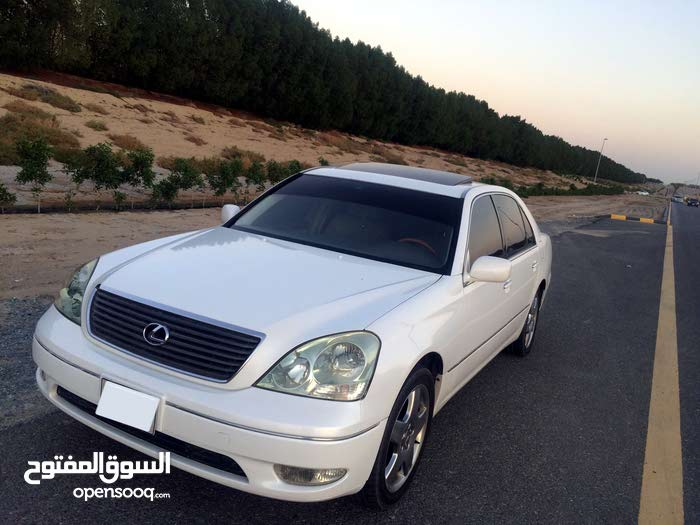 Lexus LX 2002 for sale in Ajman