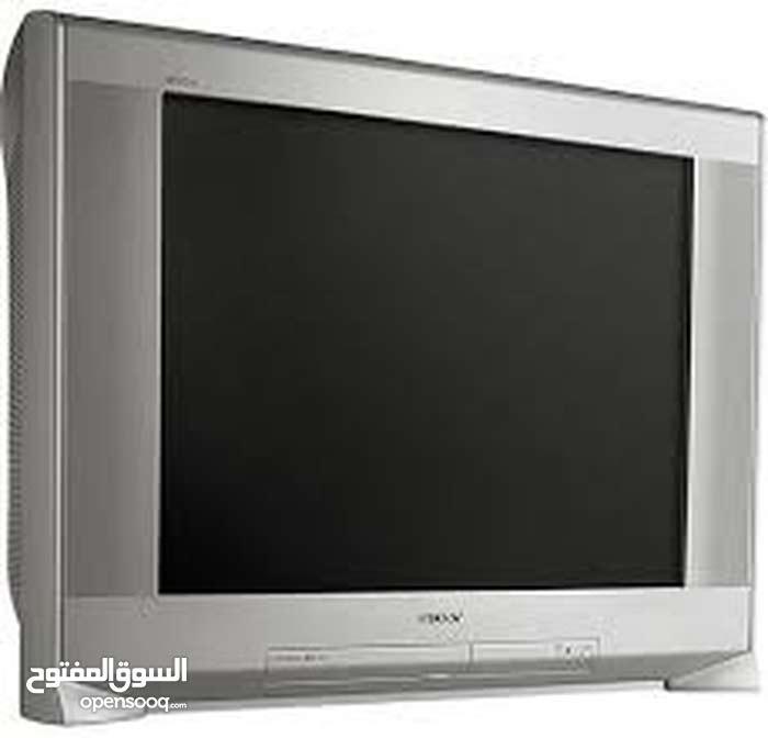 تلفزيون27 بوصةماركة STAR  وليس شاشة LCD