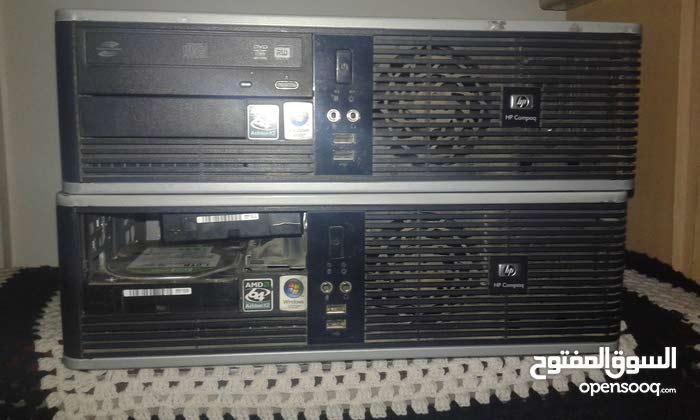 جهاز مكتبي Hp رام 4 وهارديسك 2 تيرا