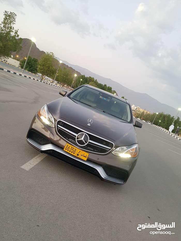 Available for sale! 40,000 - 49,999 km mileage Mercedes Benz E 350 2014