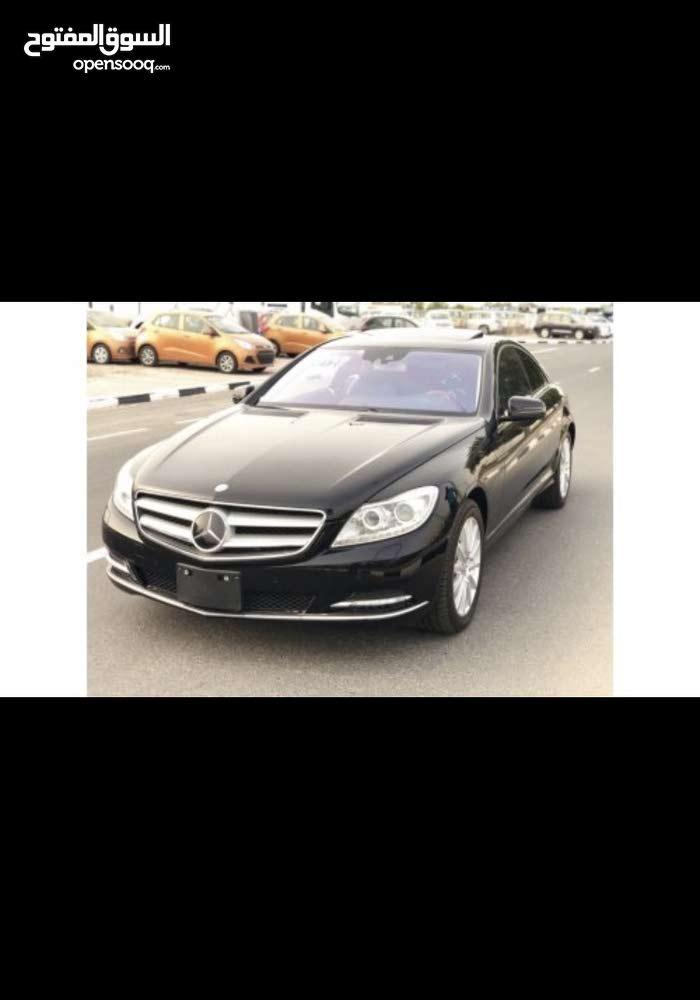 For sale 2007 Black CL 63 AMG