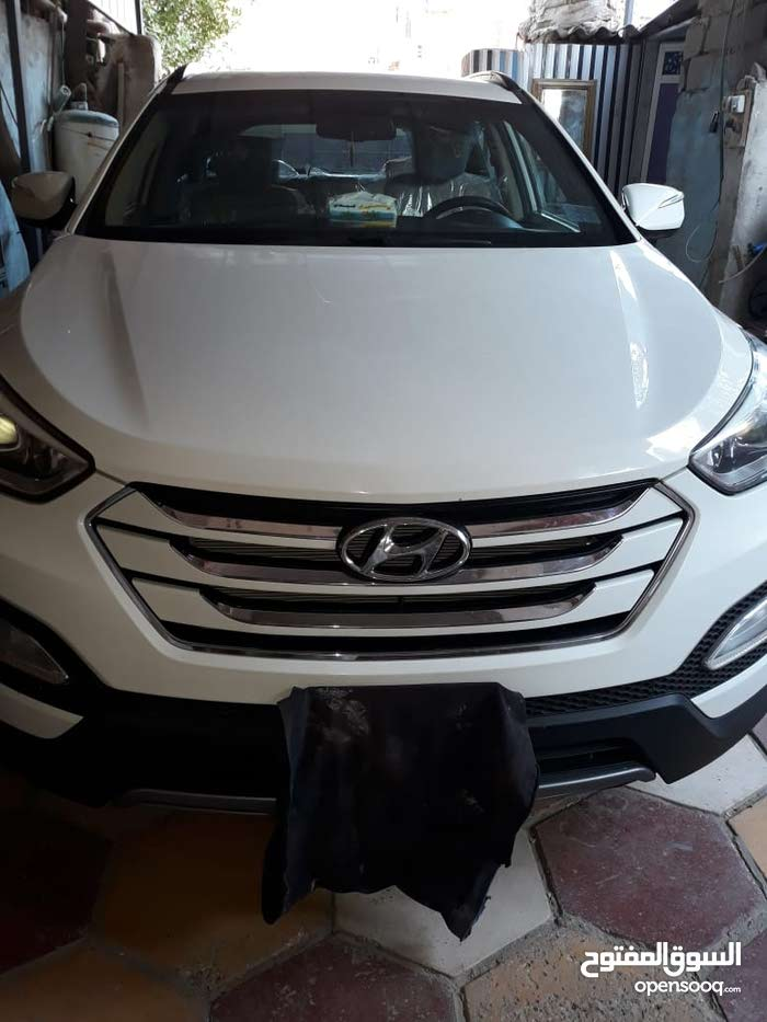 Santa Fe 2014 - Used Automatic transmission