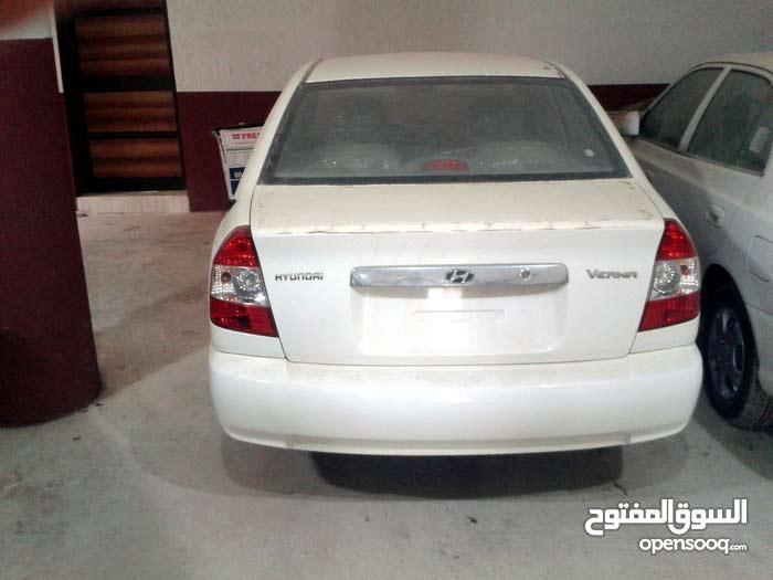 Hyundai Verna car for sale 2014 in Benghazi city