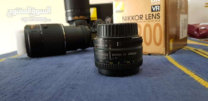 For immediate sale Used  Lenses in Hawally