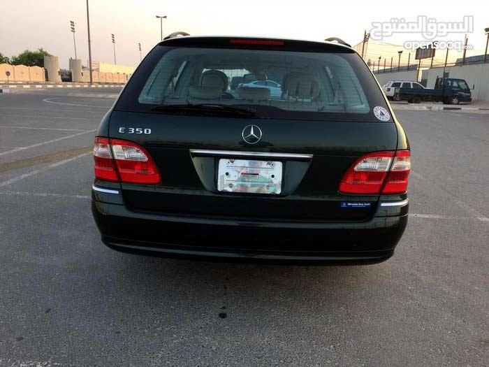 For sale Mercedes Benz E 350 car in Ajman