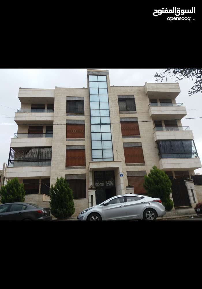 neighborhood Amman city - 150 sqm apartment for sale